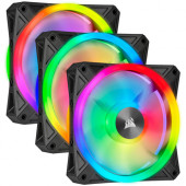 Corsair iCUE QL120 RGB PWM 120mm 3-Pack