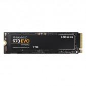 SSD 1TB M.2 80mm PCI-e 3.0 x4 NVMe, TLC V-NAND, Samsung 970 EVO