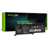 Green Cell (LE125) baterija 3500 mAh, 7.4 V za  Lenovo IdeaPad 320-14IKB 320-15ABR 320-15AST 320-15IAP 320-15IKB 320-15I