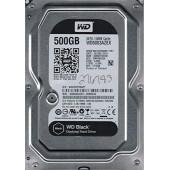 WD Desktop Black 500GB HDD 64MB Cache
