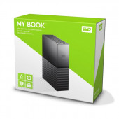 WD My Book 6TB USB3.0 HDD