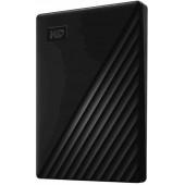 WD My Passport 1TB portable HDD Black