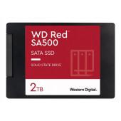 WD Red SSD SA500 NAS 2TB 2.5inch SATA