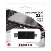 KINGSTON 32GB DT Duo USB3.2 Gen1+Type-C
