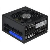 SilverStone Strider Platinum Series, 1200W 80 Plus Platinum ATX PC Power Supply, Low Noise 120mm, 10