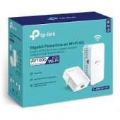 AV1000 Gigabit Powerline ac Wi-Fi Kit, Dual band 802.11ac Wi-Fi - AC750 dual band Wi-Fi (433Mbps on