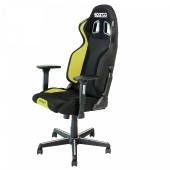 SPARCO GRIP gaming stolica crno - žuta