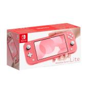 Nintendo Switch Lite Coral - roza