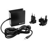 Sandberg USB-C PD AC-Charger 90W EU UK