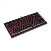 Corsair K63 Compact Mechanical Gaming Keyboard Red