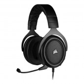 Corsair HS50 PRO STEREO Gaming Headset — Carbon