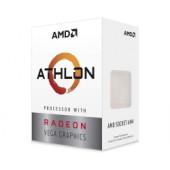 AMD Athlon 3000G (3.50GHz), Socket AM4, 4MB cache, Radeon Vega 3, 35W