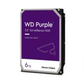 Western Digital Purple 6TB, SATA3, 5640rpm, 128MB cache (WD62PURZ)
