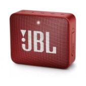 JBL Go 2 prijenosni zvučnik BT4.1, vodootporan IPX7, crveni