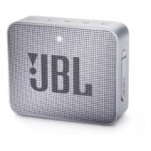 JBL Go 2 prijenosni zvučnik BT4.1, vodootporan IPX7, sivi