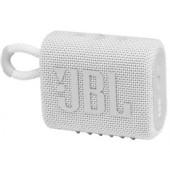 JBL Go 3 prijenosni zvučnik BT5.1, vodootporan IP67, bijeli