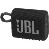JBL Go 3 prijenosni zvučnik BT5.1, vodootporan IP67, crni