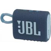 JBL Go 3 prijenosni zvučnik BT5.1, vodootporan IP67, plavi