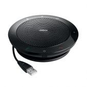 Jabra SPEAK 510+ UC telefonski zvučnik Univerzalno USB/Bluetooth Crno