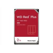 WD Red Plus 2TB SATA 6Gb/s 3.5i HDD