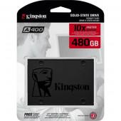 "SSD Kingston 480GB A400 Series 2.5"" SATA3"