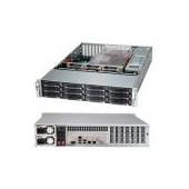 Supermicro Server Chassis CSE-826BE1C-R920LPB, 2U, MB E-ATX 13.68x13, ATX 12x13, 12x10, 12x3.5 hot s