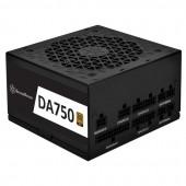 SilverStone Decathlon Series, 750W 80 Plus Gold ATX PC Power Supply, Low Noise 120mm, 100% modular