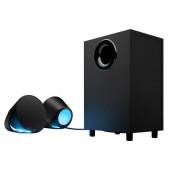 Zvučnik Logitech G560, 2.1, bluetooth, RGB, 120W RMS, crni