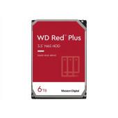 WD Red Plus 6TB SATA 6Gb/s 3.5i HDD