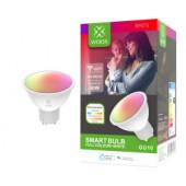 WOOX WiFi Smart LED Spot RGB+CCT žarulja GU10, 5.5W, 400lm, 2700-6500K, WooxHome app, glasovna kontrola - Alexa & Google