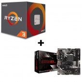 AMD-YD1200BBAFBOX ASR-A320M-HDV R4.0 bundle