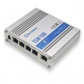 Switch 5xGb (4 PoE)
