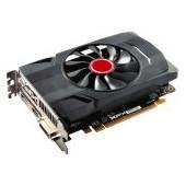 XFXVideo Card AMD RadeonRX-550, 2GB 128bit DDR5, 1203/7000, PCI-E 3, DP, HDMI, DL-DVI-D, Single F