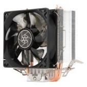 SilverStone SST-KR02 Kryton CPU Cooler, Silent hydraulic bearing 92mm fan, Intel LGA 775/115x/1200/1