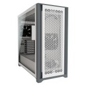 CORSAIR 5000D AIRFLOW Tempered Glass Mid-Tower ATX Case — White