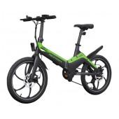 MS ENERGY e-bike i10 black green