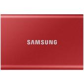 Eksterni SSD 500GB Type-C USB 3.2 Gen2 V-NAND UASP, Samsung T7