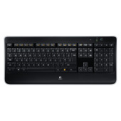 Tipkovnica Logitech Wireless Illuminated keyboard K800, SLO g.