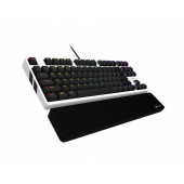 Tipkovnica UVI PRIDE Mini PBT WE SLAV Edition, Optical Black Switch, RGB, USB, US