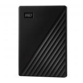 Western Digital 5TB, My Passport black