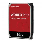 Western Digital HDD, 14TB, 7200rpm, SATA3