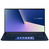 "Notebook ASUS ZenBook 14 UX434FLC-WB711R i7 / 16GB / 512GB SSD / 14"" FHD / GeForce MX250 / Windows 10 Pro (Royal Blue)"