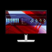 DELL UltraSharp Monitor U2422H, 23.8'' (16:9), IPS LED backlit, AG, 3H coating, 1920x1080, 1000:1, 2
