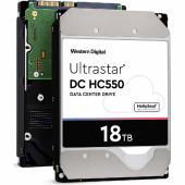 Western Digital Ultrastar DC HDD Server (3.5in 26.1MM 18TB 512MB 7200RPM SATA ULTRA 512E SE NP3 DC H