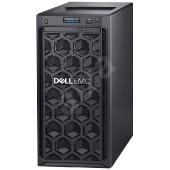DELL EMC PowerEdge T140 w/4x3.5in, Intel Xeon E-2234 (3.6GHz, 8M cache, 4C/8T, turbo (71W)),16GB 266