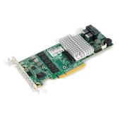 Supermicro AOC-S3108L-H8IR, 8 ports (Int), 12Gbs (SAS3), 2GB DDR3 Cache, RAID 0, 1, 5, 6, 10, 50, 60