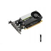 Quadro T1000, 4GB GDDR6, PCIe 3.0 x16, Low Profile, PNY