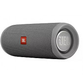 JBL Flip 5 prijenosni zvučnik BT4.2, vodootporan IPX7, sivi