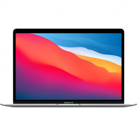 Apple MacBook Air M1 2020 QWERTY 8GB RAM 256GB - Silver EU