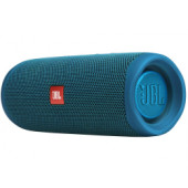JBL Flip 5 prijenosni zvučnik BT4.2, vodootporan IPX7, Eco Blue